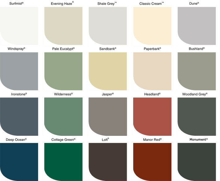 standard-colours-palette-lysaght-brand-centre